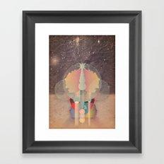 cosmico Framed Art Print