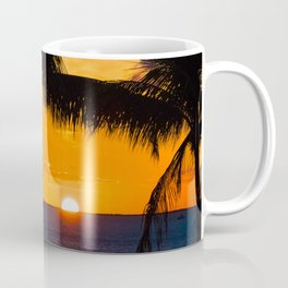 Key Largo Sunset Coffee Mug