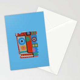 Your self portrait Stationery Cards