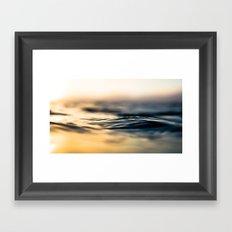 Costa Mesa, Sunset Framed Art Print