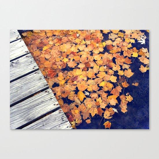 Float II Canvas Print