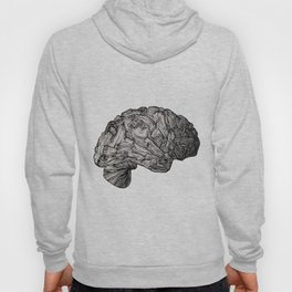 just a container for the mind Hoody