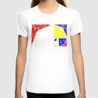 fibonacci T-shirts featuring Plasticized Fibonacci Pure by AMO Design