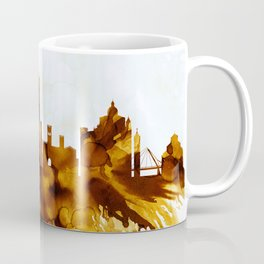 Bologna Italy Skyline Coffee Mug