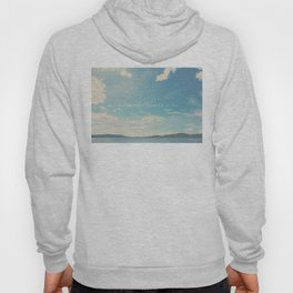 adventure awaits ... Hoody