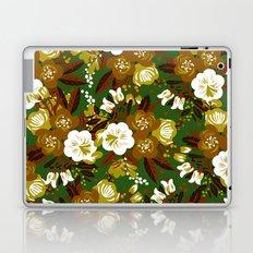 floral camo Laptop & iPad Skin