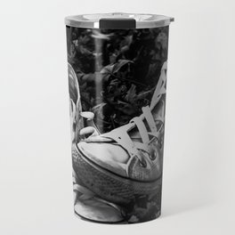 Abandoned Converse Travel Mug