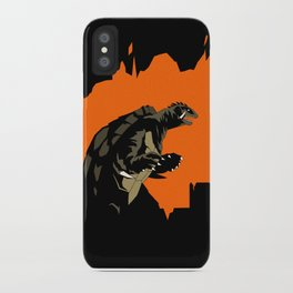 Gamera 3: Revenge of Iris iPhone Case