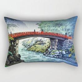 Tsuchiya Koitsu - SHINKYO Rectangular Pillow
