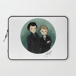 Sherlock & Watson Laptop Sleeve