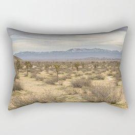 Saddleback Butte State Park Rectangular Pillow