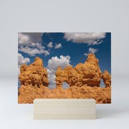 Bryce Canyon National Park, Utah - 2 Mini Art Print