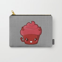 Spooky Cupcake - Devil Carry-All Pouch