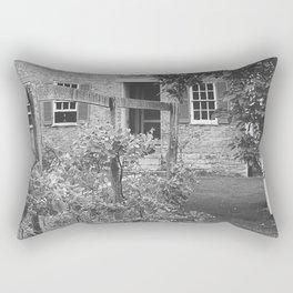 Rustic Living Rectangular Pillow