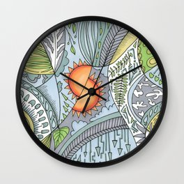 How You See It Wall Clock