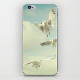 Seagull II iPhone Skin