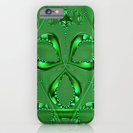 Emerald Green - HS Series iPhone Case