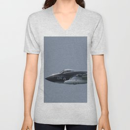 Sea Vixen Speed Unisex V-Neck