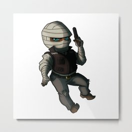 Graham Cutey Metal Print