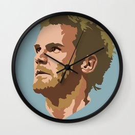 Juan Mata Wall Clock