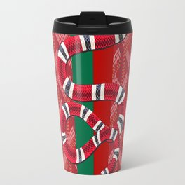 Goyard Red Guci Travel Mug