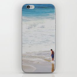 Along the Shore iPhone Skin