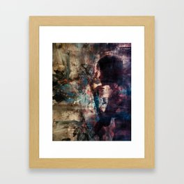 Fame Framed Art Print
