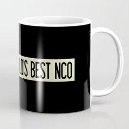 World's Best NCO Coffee Mug