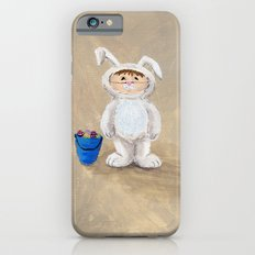 I'm A Rabbit - but I wanted to be a Fireman iPhone 6s Slim Case