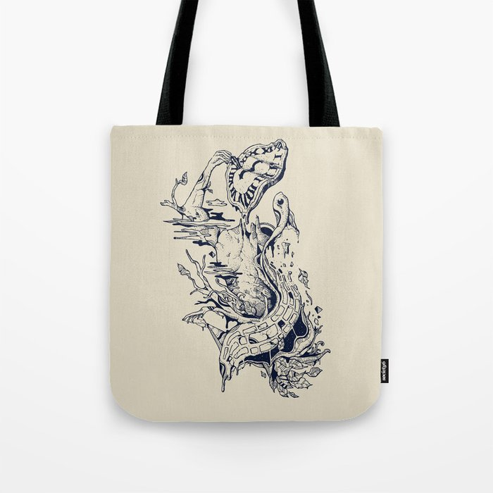 I Melt with You Tote Bag