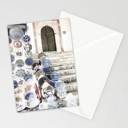Sidi Bou Saïd Art Print | Tunisia Travel Photography | Tunisia Photo Stationery Cards