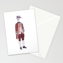 Mister Ostrich Stationery Cards