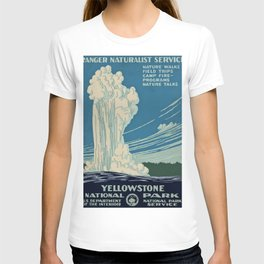 Yellowstone Works Progress Administration T-shirt