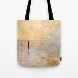 Coastal Sign Tote Bag