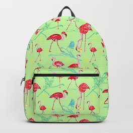 Anything goes - Flamingoes Backpack