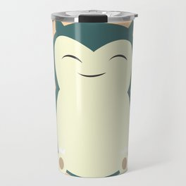 It aint easy being sleepy. Travel Mug