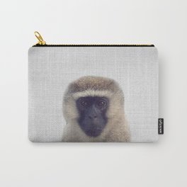 Monkey - Colorful Carry-All Pouch