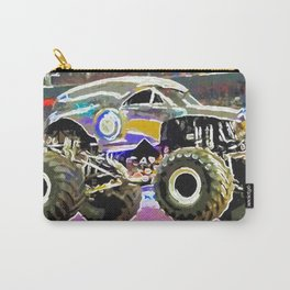 Monster Jam Tacoma Carry-All Pouch