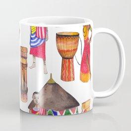 Wild Africa #6 Coffee Mug