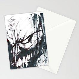Futuristic Cyborg 2 Stationery Cards
