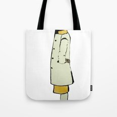 The Coat Tote Bag