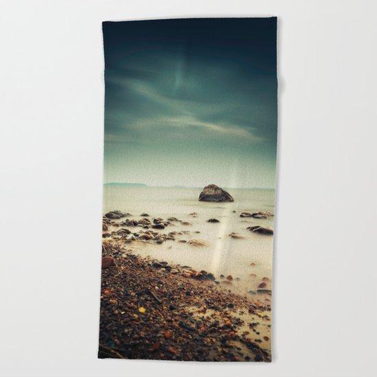 The rebel II Beach Towel