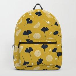 Ginkgo leaves Backpack