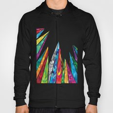 Up to the mountains Hoody