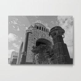 monumento Metal Print