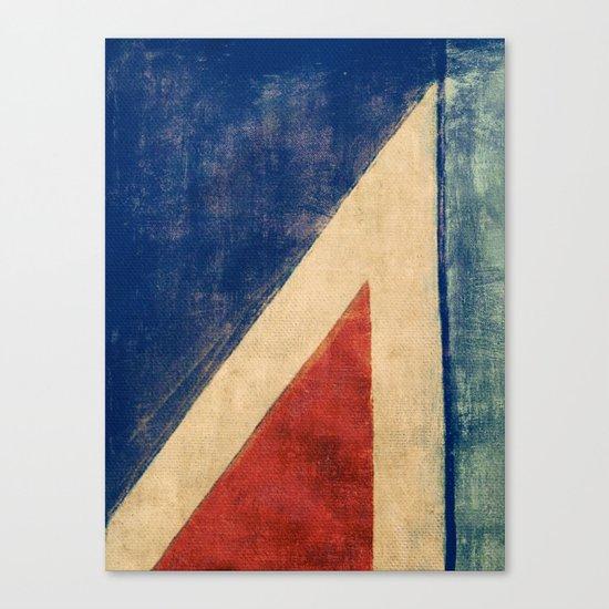 Sails Upwind Canvas Print