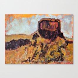 Rise and Shine Golden, Colorado Canvas Print