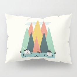 The High Mountains Pillow Sham
