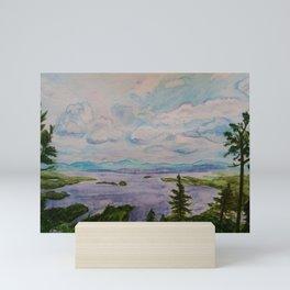 The Beauty of Maine Mini Art Print