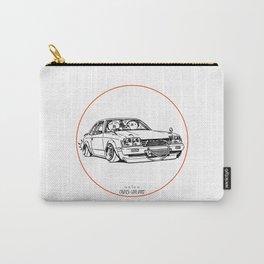 Crazy Car Art 0208 Carry-All Pouch